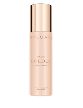 Goldea Rose Body Lotion Latte Corpo Bulgari