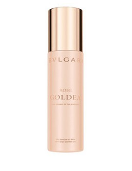 Goldea Rose Bath & Shower Gel Doccia