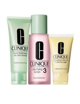 Intro Kit Skin - Tipo 3 Cofanetto Sistema in 3 Fasi Clinique