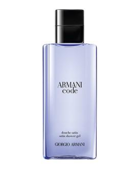 Armani Code Satin Shower Gel Bagno Doccia Giorgio Armani