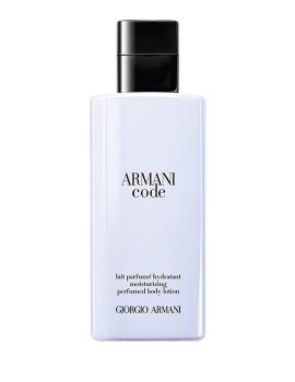 Armani Code Perfumed Body Lotion Latte Corpo Giorgio Armani