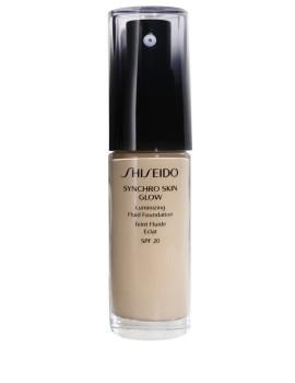Synchro Skin Glow Luminizing Fluid Foundation Fondotinta Shiseido