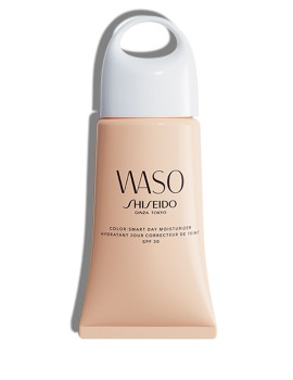 WASO Color-Smart Day Moisturizer SPF 30 Crema Colorata Viso Shiseido