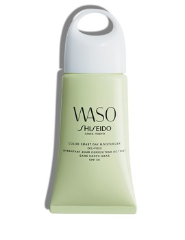 WASO Color-Smart Day Moisturizer Oil-Free SPF30 Crema Colorata Viso Shiseido