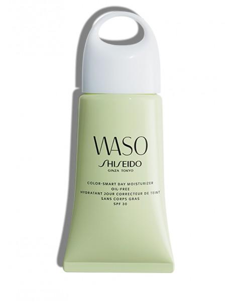 WASO Color-Smart Day Moisturizer Oil-Free SPF30 Crema Colorata Viso Shiseido