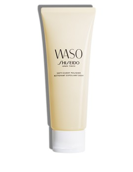 WASO Soft + Cushy Polisher Esfoliante Viso Shiseido