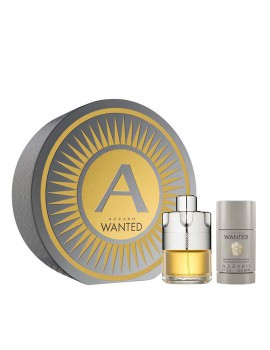 Wanted Eau de Toilette Cofanetto Azzaro