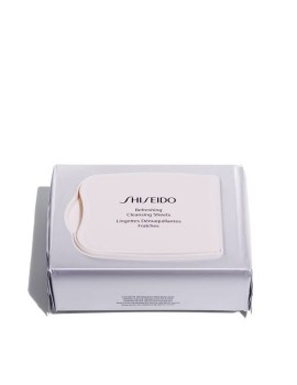 Refreshing Cleansing Sheets Salviette Struccanti Viso Shiseido