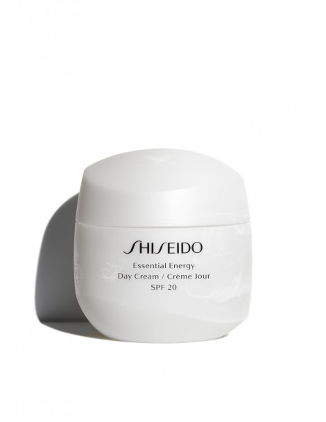 Essential Energy Day Cream SPF20 Crema Viso Shiseido