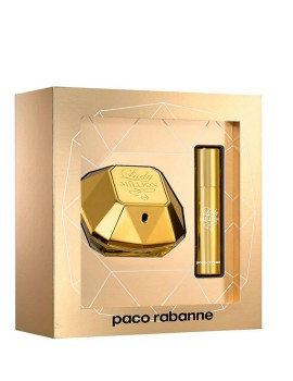 Cofanetto Lady million Eau de Parfum Paco Rabanne