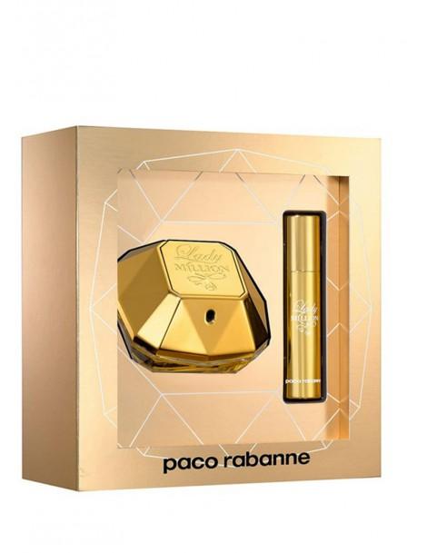 Lady million Eau de Parfum Cofanetto Paco Rabanne