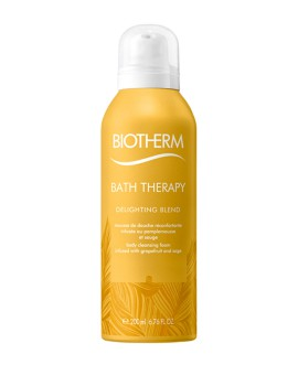 Bath Therapy Delighting Blend Mousse Doccia Schiuma Biotherm