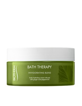 Bath Therapy Invigorating Blend Body Cream Crema Corpo Biotherm