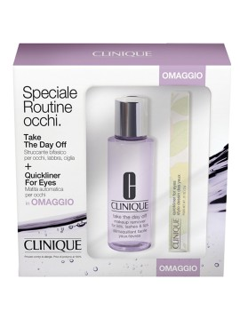 Coffret Take The Day Off Makeup Remover Cofanetto Struccante Bi-Fisaco Clinique