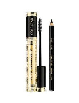 Kit Mascara Volume Unico + Matita Kajal Collistar