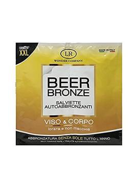 Beer Bronze Salviettine Autoabbronzanti LR Wonder Company