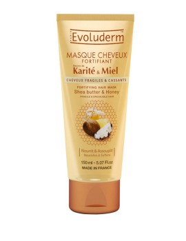 Hair Mask Miele Gourmand Maschera Capelli Fragili Evoluderm