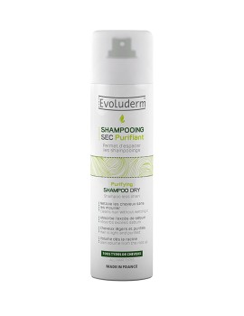 Shampoo Spray a Secco Capelli Evoluderm