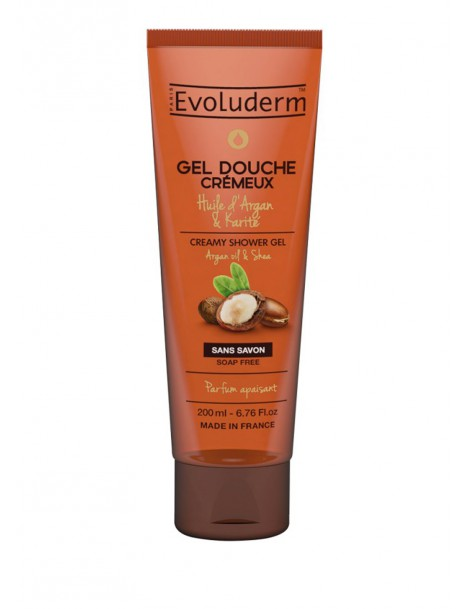 Shower Gel Argan Divin Gel Doccia Evoluderm