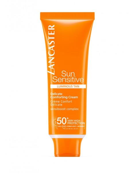 Sun Sensitive Crema Comfort SPF50+ Crema Solare Viso Lancaster