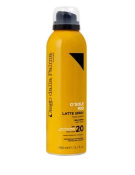 O'Solemio Latte Spray Corpo SPF 20 Diego dalla Palma