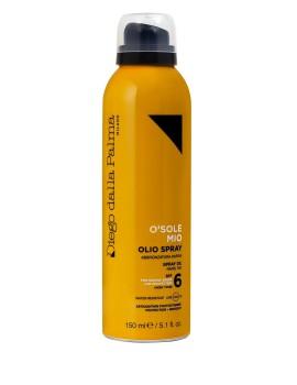 O'Solemio Olio Spray Corpo SPF 6 Diego dalla Palma