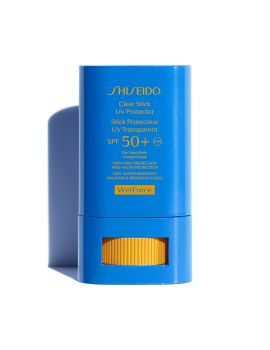 Clear UV Stick Protector WetForce SPF 50+ Shiseido