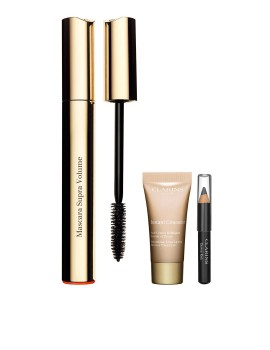 Kit Mascara Supra Volume Cofanetto Clarins
