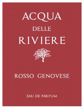 Acqua delle Riviere Rosso Genovese Eau de Parfum