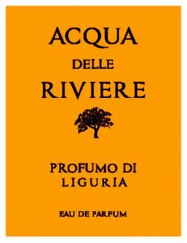 Acqua delle Riviere Profumo della Liguria Eau de Parfum