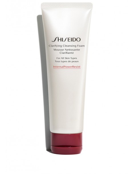 Internal Power Resist Clarifying Cleansing Foam Detergente Viso Shiseido