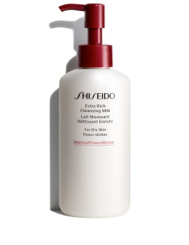 Internal Power Resist Extra Rich Cleansing Milk Latte Detergente Viso Shiseido