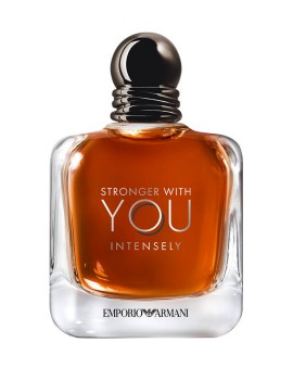 Emporio Armani Uomo Stronger With You intensely Eau de Parfum Giorgio Armani