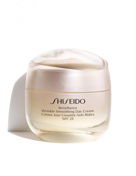Benefiance Wrinkle Smoothing Day Cream SPF25 Crema Viso Shiseido