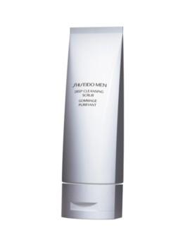 Deep Cleansing Scrub Esfoliante Viso Uomo Shiseido