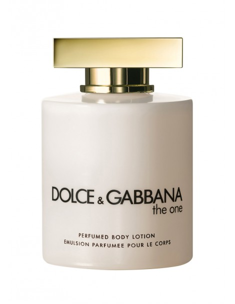 The One Perfumed Body Lotion Lozione Corpo Dolce&Gabbana