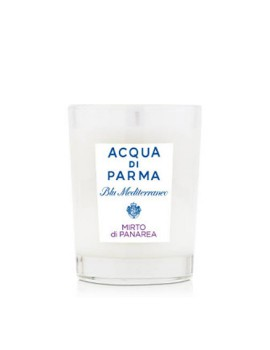 Mirto di Panarea Candela Profumata Home Collection Acqua di Parma