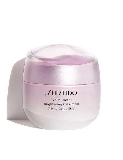 White Lucent Brightening Gel Cream Crema Viso Shiseido