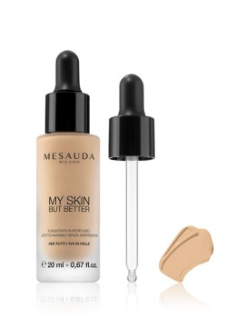 My Skin But Better Foundation Fondotinta Fluido Mesauda Milano