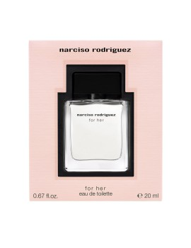 For Her Eau de Toilette Narciso Rodriguez
