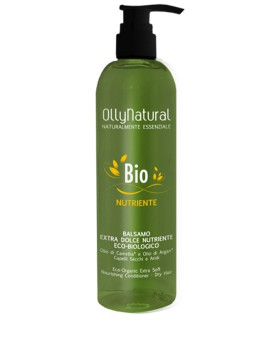 BIO NUTRIENTE Balsamo Extra Dolce Nutriente Capelli Eco-Biologico Olly Natural