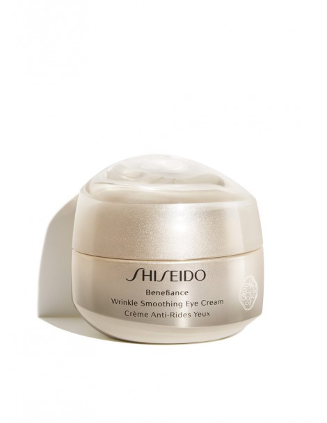 Benefiance Wrinkle Smoothing Eye Cream Crema Contorno Occhi Shiseido