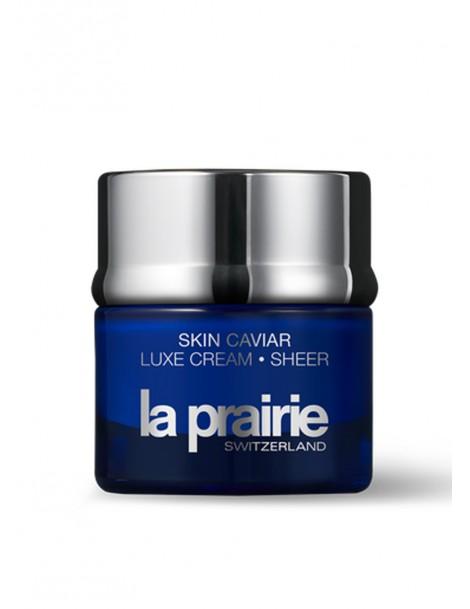 Skin Caviar Luxe Cream Sheer Crema Viso La Prairie