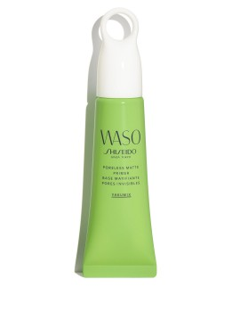 Waso Poreless Matte Primer Base Make-Up Shiseido