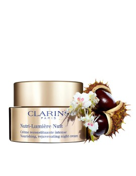 Nutri-Lumière Notte Crema Viso Clarins