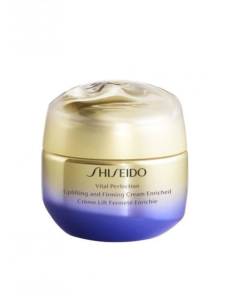 Vital Perfection Uplifting and Firming Cream Enriched Crema Viso Shiseido