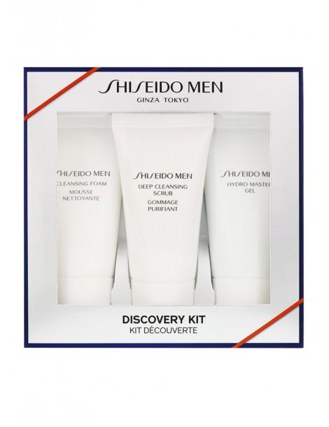 Men Starter Kit Cofanetto Trattamento Viso Uomo Shiseido