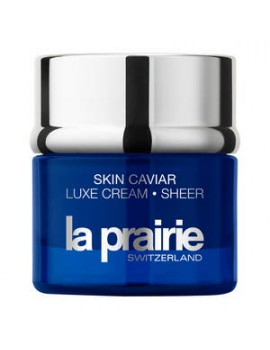 Skin Caviar Luxe Cream Sheer Remastered pelli secche Crema Viso La Prairie