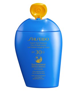 Expert Sun Aging Protection Lotion SPF30 WETFORCE Lozione Solare Shiseido