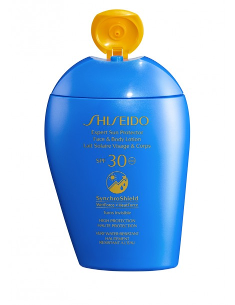 Expert Sun Aging Protection Lotion SPF30 WETFORCE Lozione Solare Shiseido